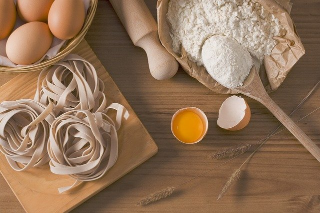 Mitä On Terveellinen Pasta