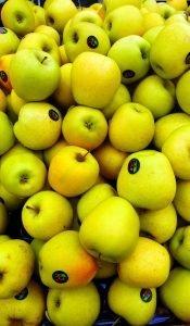 Omena ravintosisältö