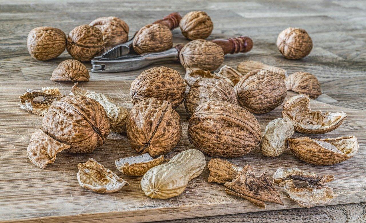 Saksanpähkinän terveellisyys