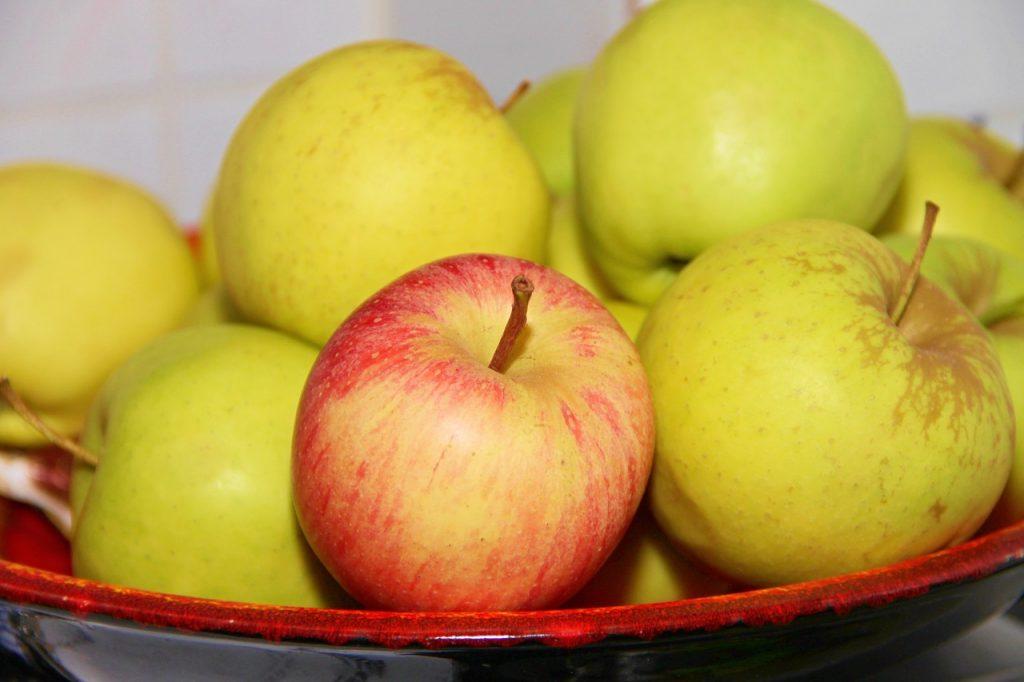 omenan terveellisyys