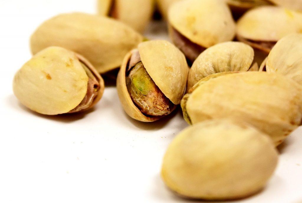Pistaasipähkinät
