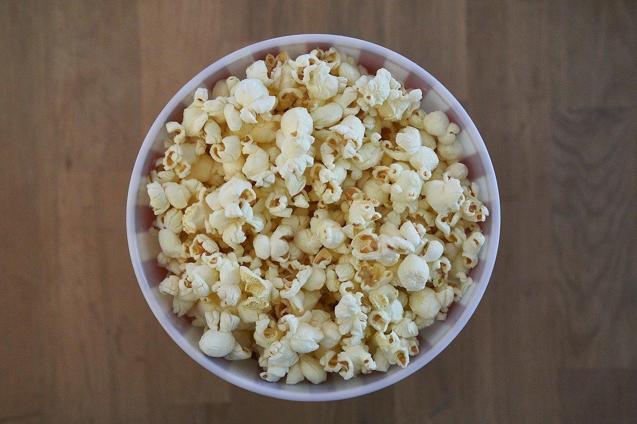Popcorn terveellisyys