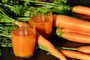 Porkkanan Ravintosisältö