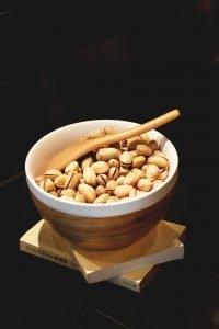 pistaasipähkinän ravintoarvot ja ravintosisältö