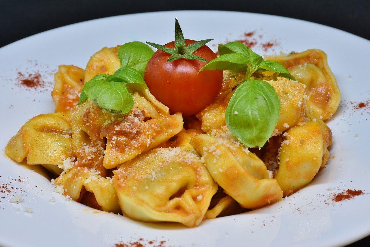 Herkullinen pasta ravintoarvot ja terveellisyys