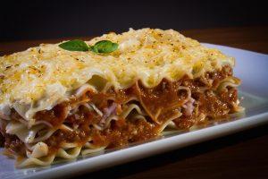 Lasagne terveellisyys (pasta)