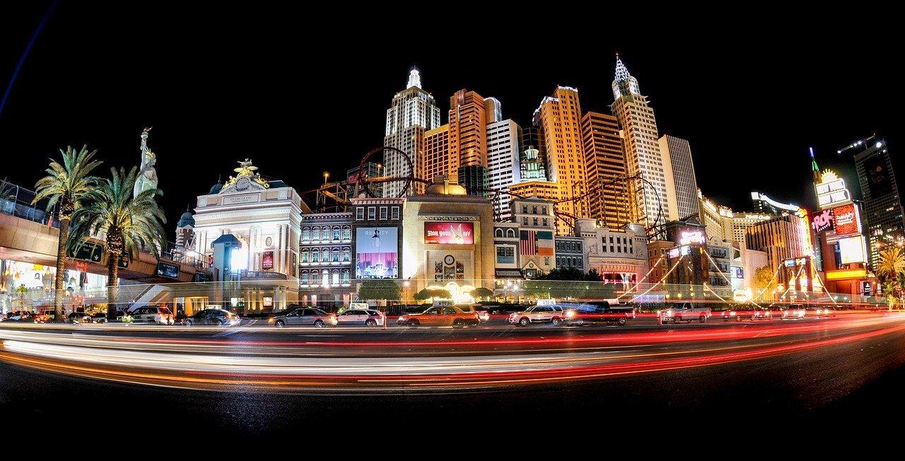 Parhaat nettikasinot - Las Vegas