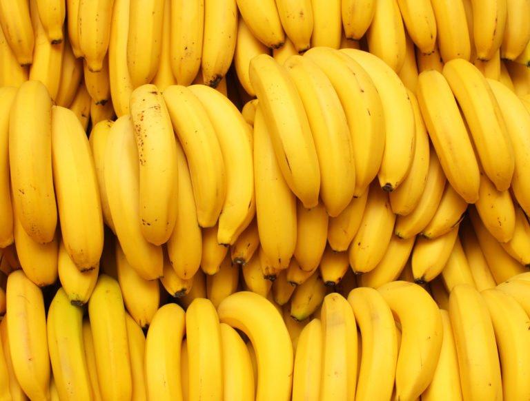 Banaanin Ravintosisältö